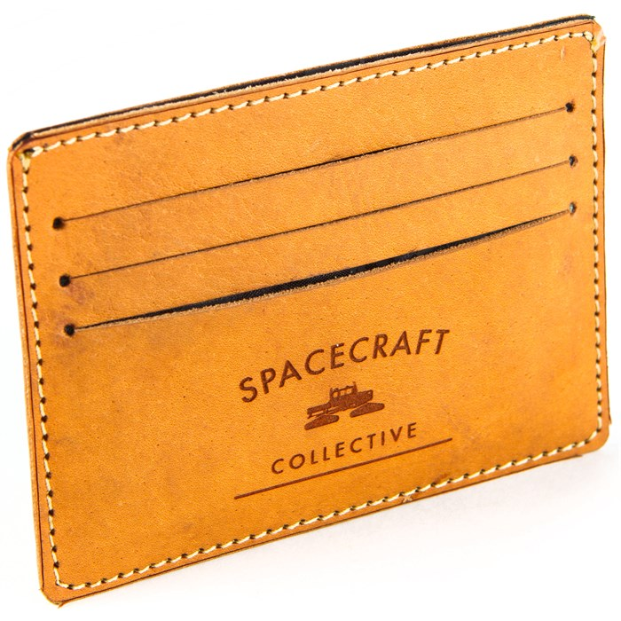 Spacecraft - Contour Wallet