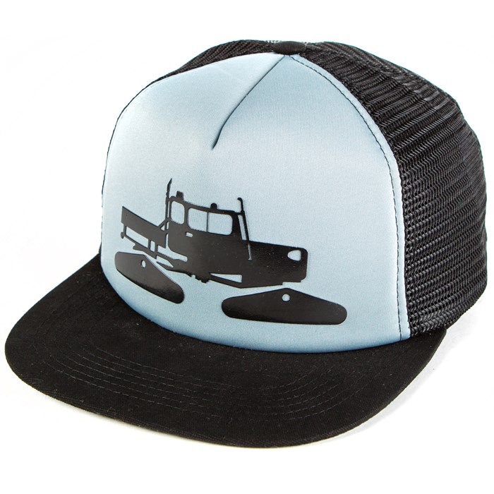 Spacecraft - Snowcat Trucker Hat