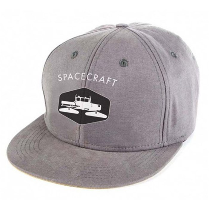 Spacecraft - Badge Hat