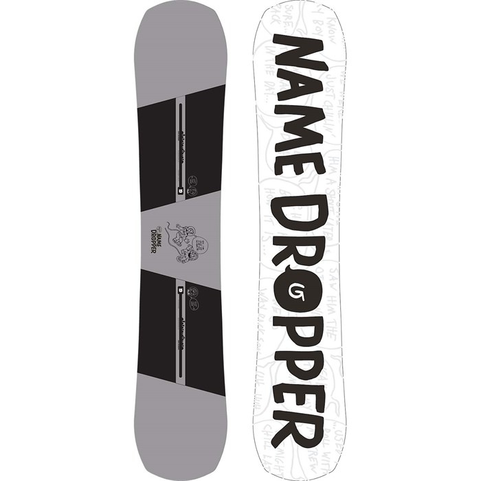 Burton - Name Dropper Snowboard 2014