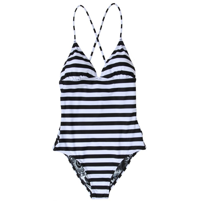 Volcom - Simply Solid One Piece - Women's