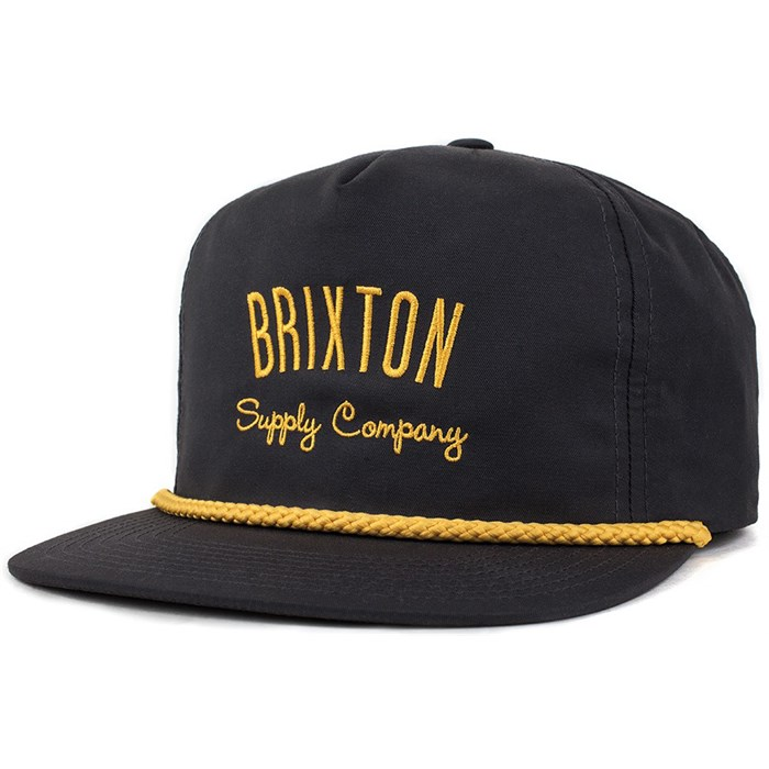 Brixton - Carbon Hat