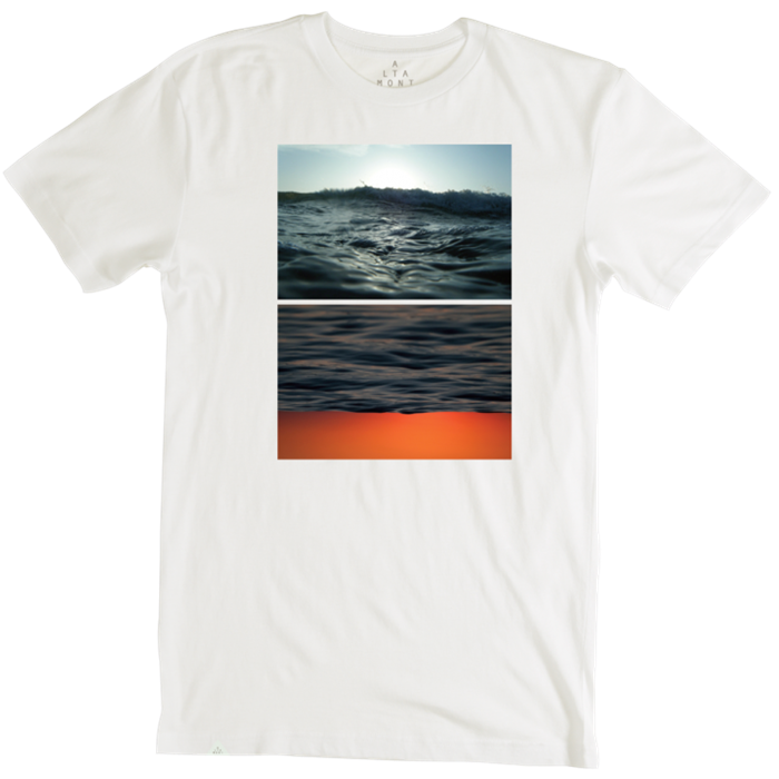 Altamont - Flipped Seascape T-Shirt