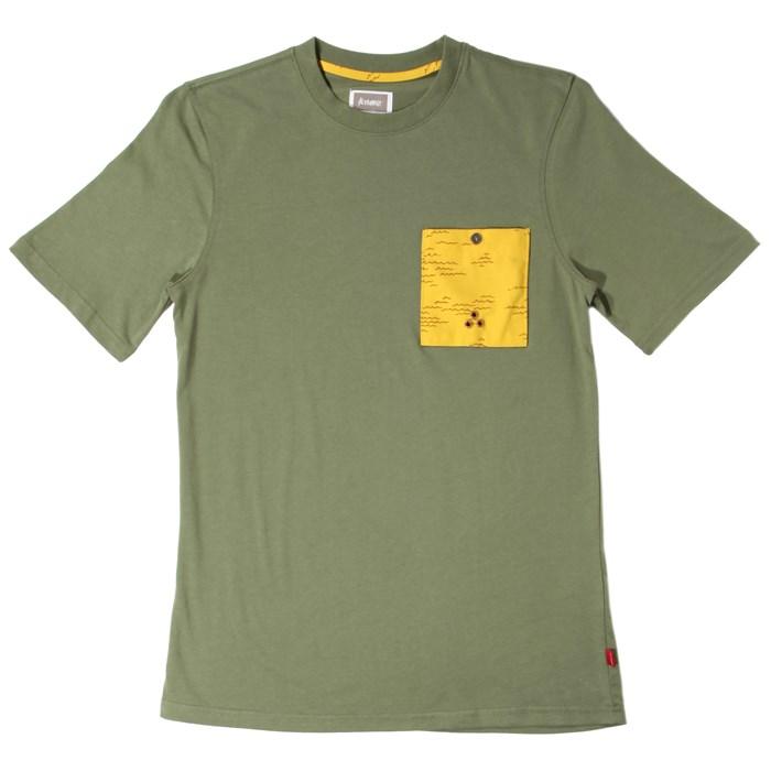 Altamont - Wavy Crew T-Shirt