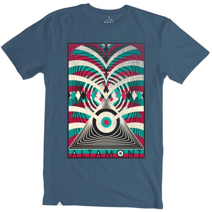 Altamont - Evil Eye Geo T-Shirt