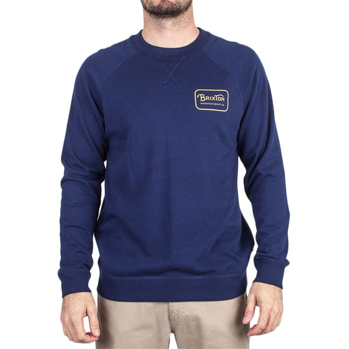 Brixton - Grade Crew Fleece