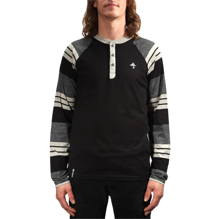LRG - Core Collection Henley Long-Sleeve Top