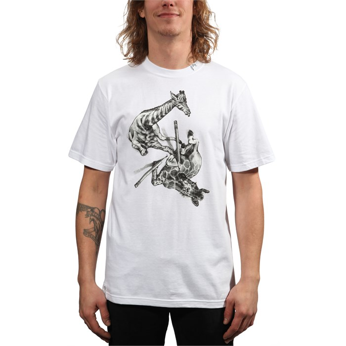 LRG - Natural Draftsman T-Shirt