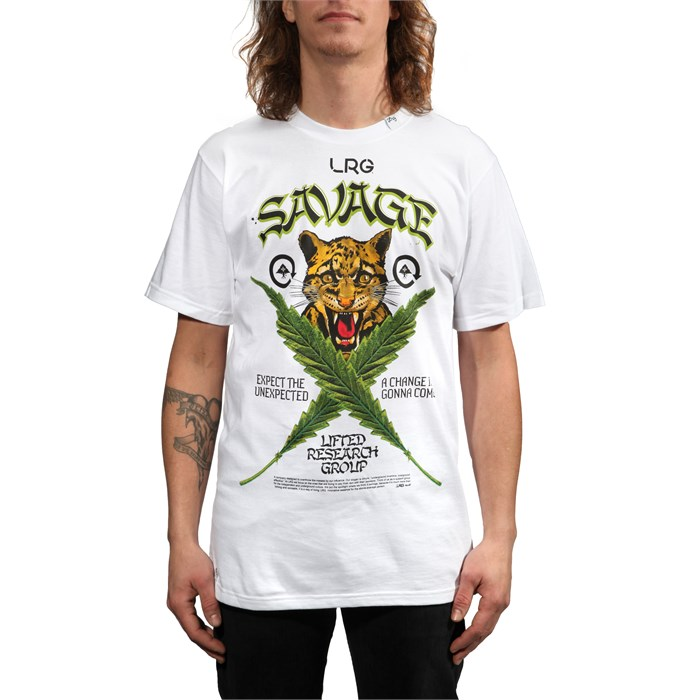 LRG - Savage Cats T-Shirt