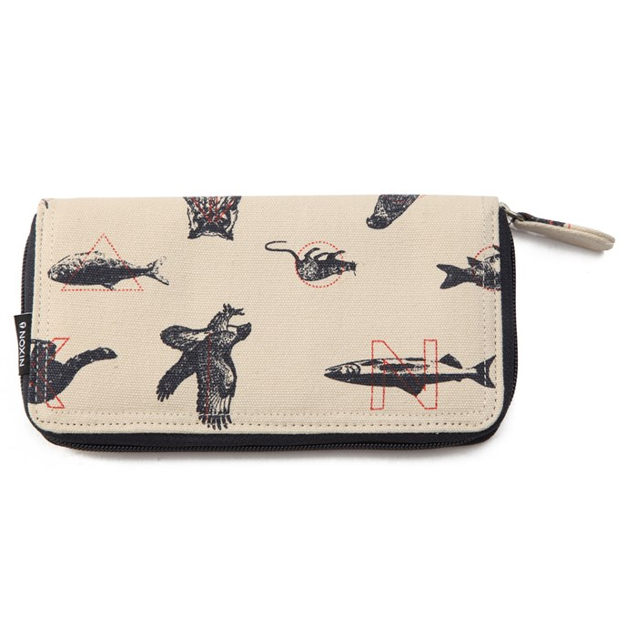 Nixon - Tree Hugger Wallet - Women's