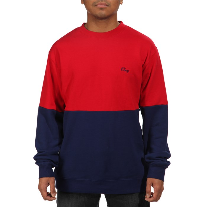 Obey Clothing - The Hangout Crew Sweatshirt
