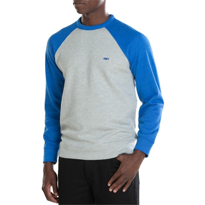 Obey Clothing - Courtside Crew Sweatshirt