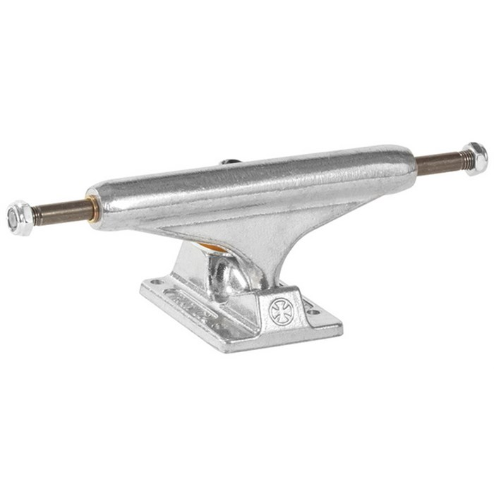 Independent - 139 Stage 11 Silver Low Skateboard Truck