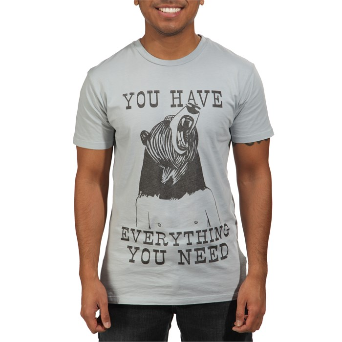Obey Clothing - You Have Everything You Need T-Shirt