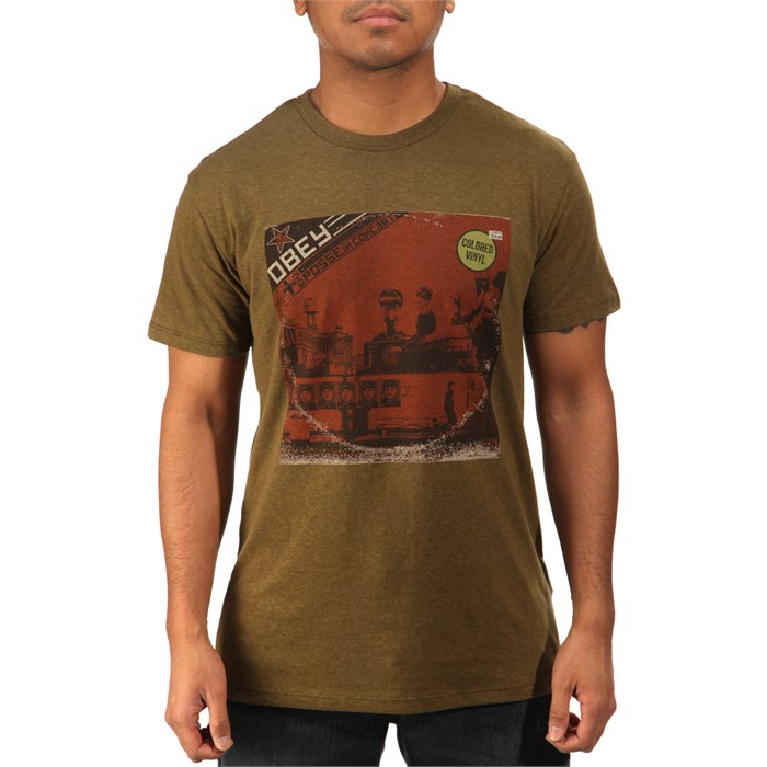 Obey Clothing - In Concert T-Shirt