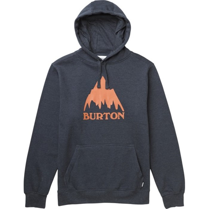 Burton - Mountain Logo Recycled Pullover Hoodie