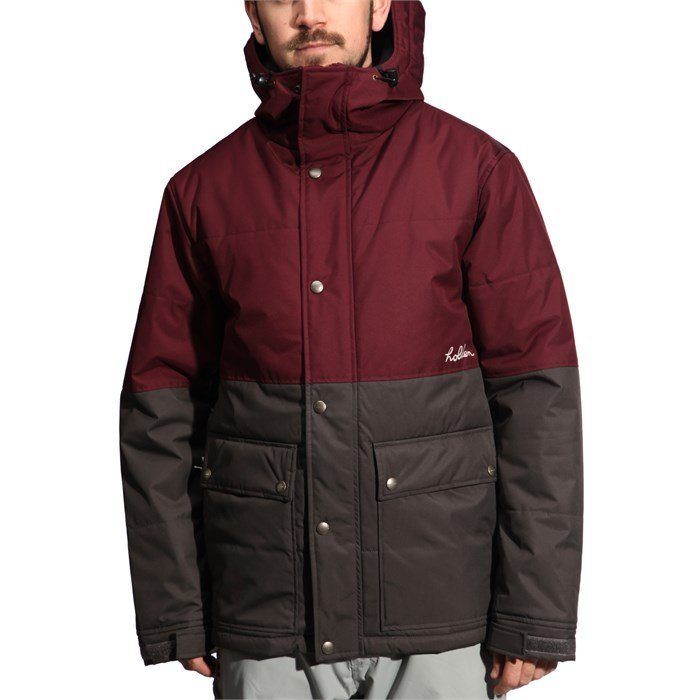 Holden - Puffy Woods Signature Collection Jacket