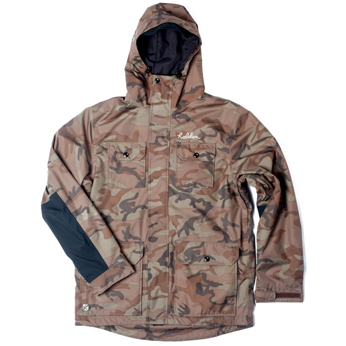 Holden - Basin Signature Collection Jacket