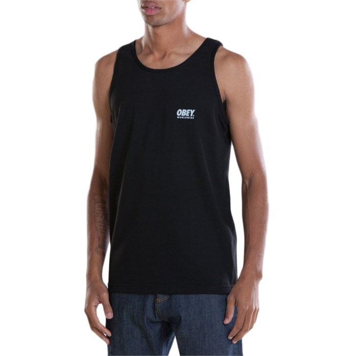 Obey Clothing - Worldwide Family Tank Top