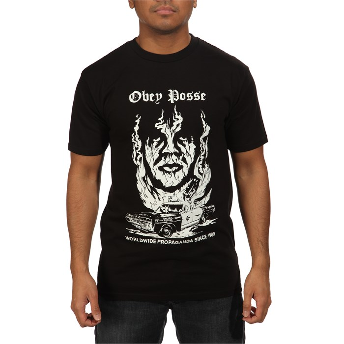 Obey Clothing - Riot Squad T-Shirt