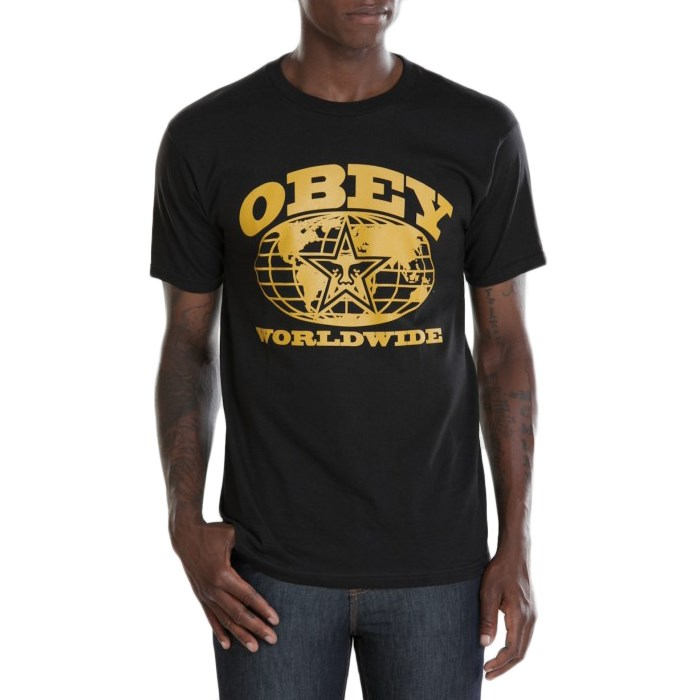 Obey Clothing - Worldwide T-Shirt