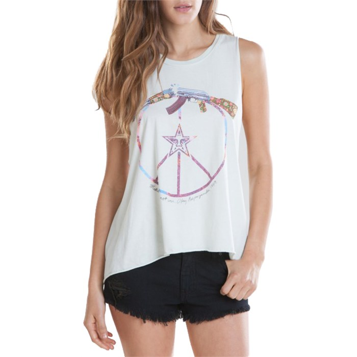 Obey Clothing - Broken Gun Tank Top - Women's