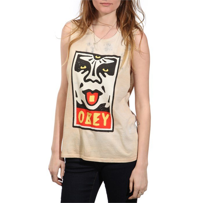 Obey Womens Shirt