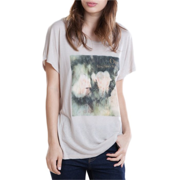 Obey Clothing - New Times Will Come Top - Women's