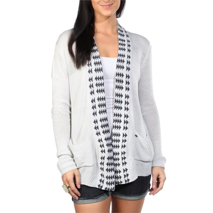 Obey Clothing - Nantucket Cardigan - Women's