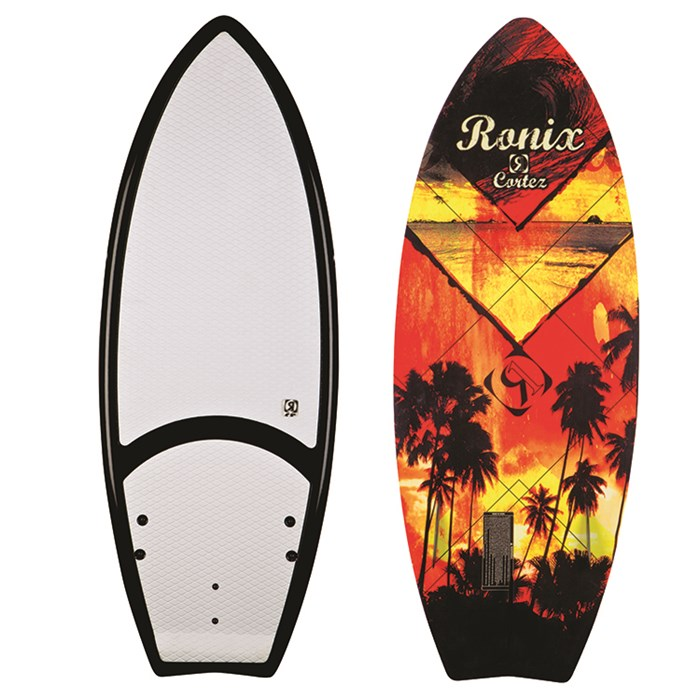 Ronix - Cortez Wakesurf Board 2014
