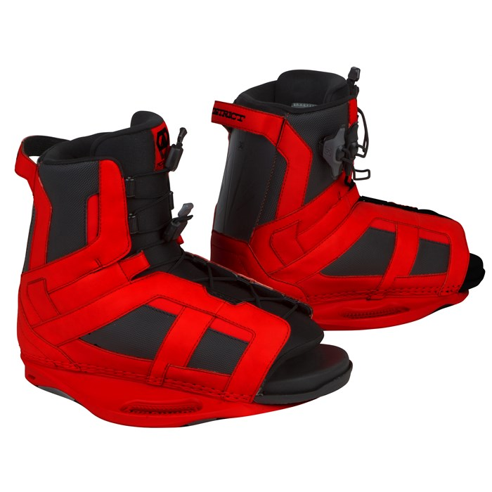 Ronix - Ronix District Wakeboard Bindings 2014