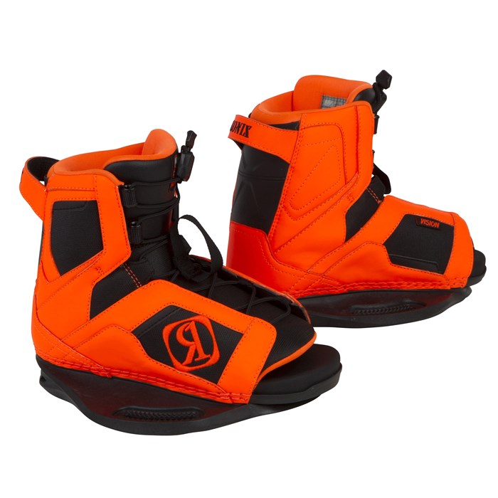 Ronix - Ronix Vision Wakeboard Bindings - Boy's 2014