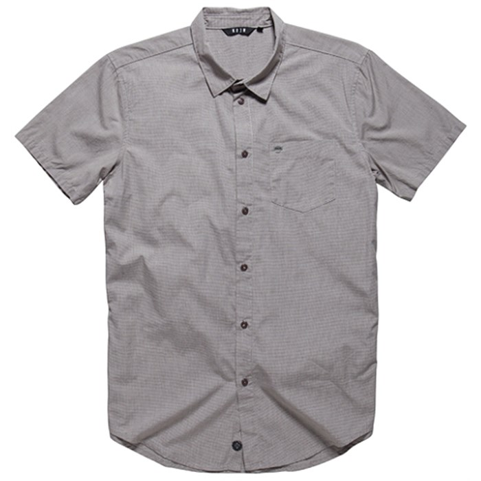 Kr3w - Fuego Short-Sleeve Button-Down Shirt