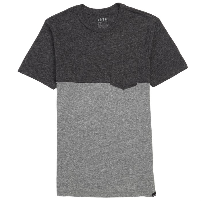 Kr3w - Original Colorblock Pocket T-Shirt