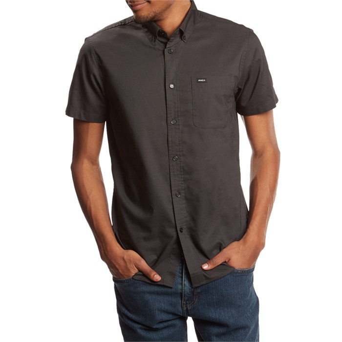 RVCA - That'll Do Oxford S/S Button Down Shirt