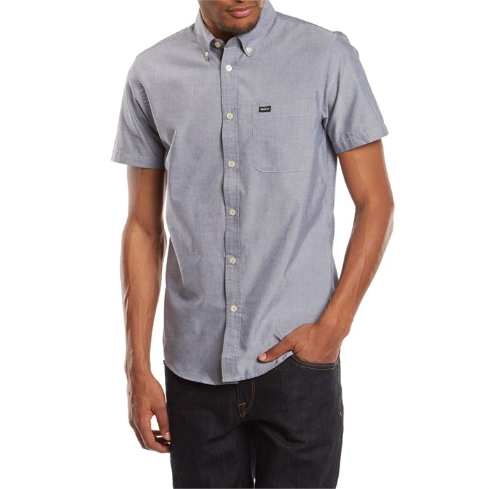 RVCA - That'll Do Oxford S/S Button Down Shirt