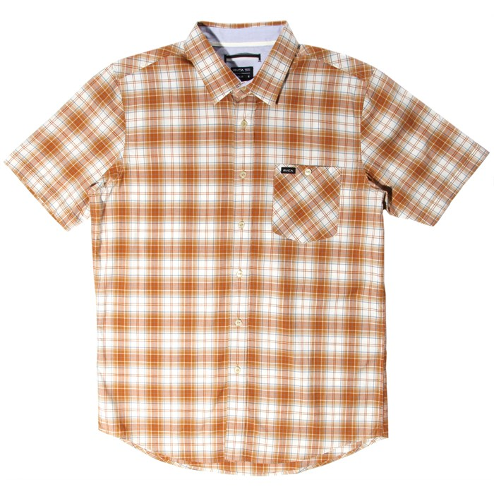 RVCA - Gazi Short-Sleeve Button-Down Shirt