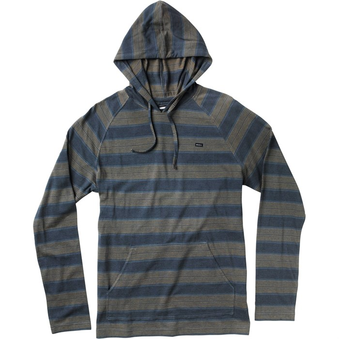 RVCA - Tompkin Raglan Hooded Top