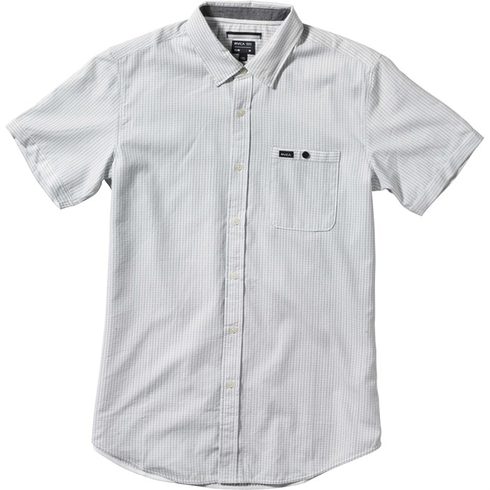RVCA - RVCA Lago Short-Sleeve Button-Down Shirt