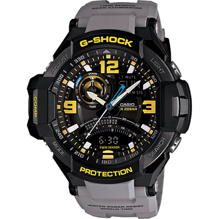 G-Shock - Aviation GA-1000 Watch