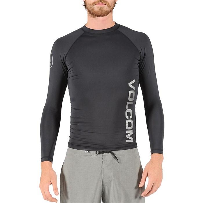 Volcom - Solid Long-Sleeve Rashguard 2014