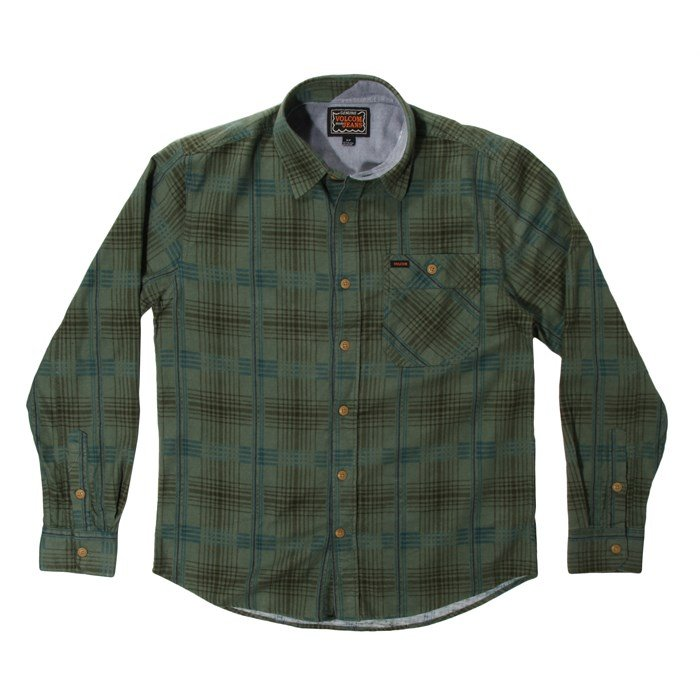 Volcom - Harry Long-Sleeve Button-Down Shirt