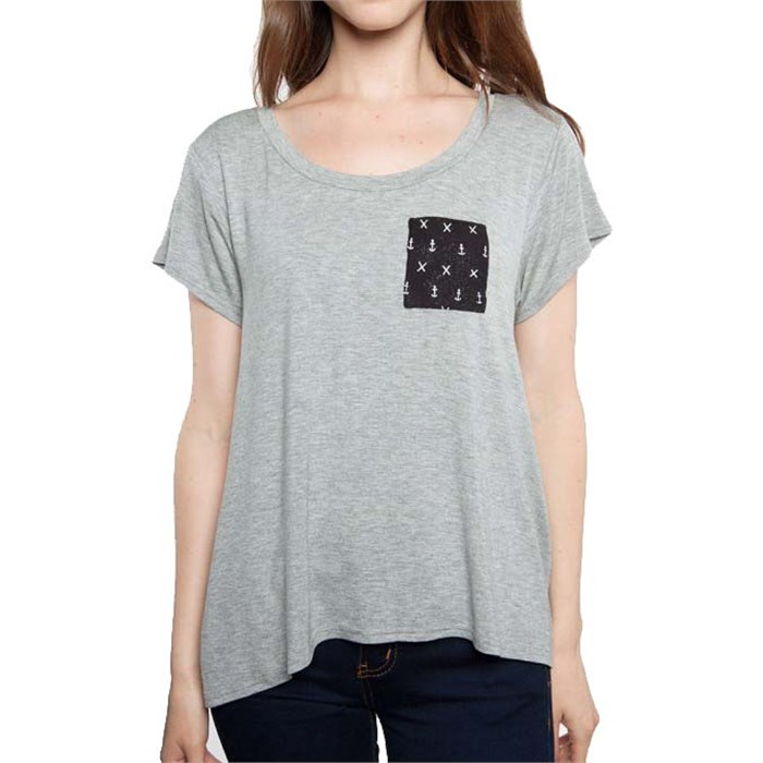 Glamour Kills - Anchor Down Pocket Top - Women's