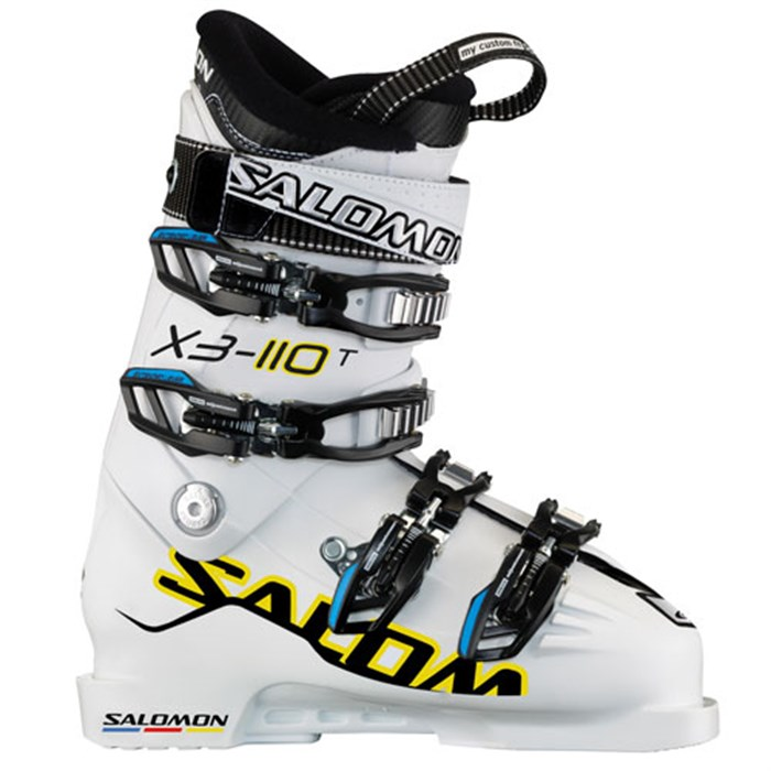 Salomon - X3 110 T Ski Boots - Kid's 2013