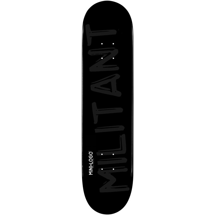 "Mini Logo - 170 8.25"" Skateboard Deck"