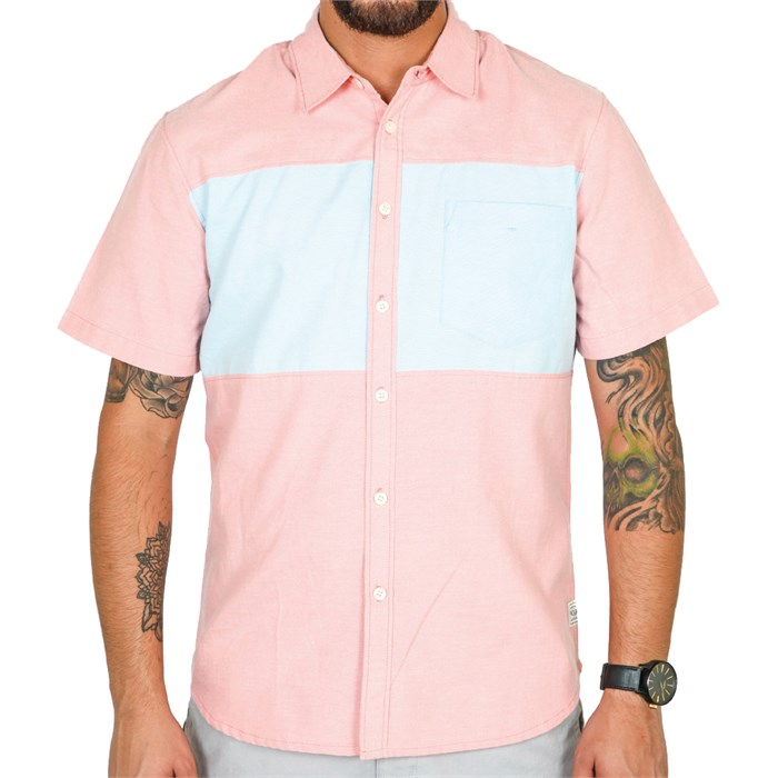 Roark - Radio Bemba Short-Sleeve Button-Down Shirt