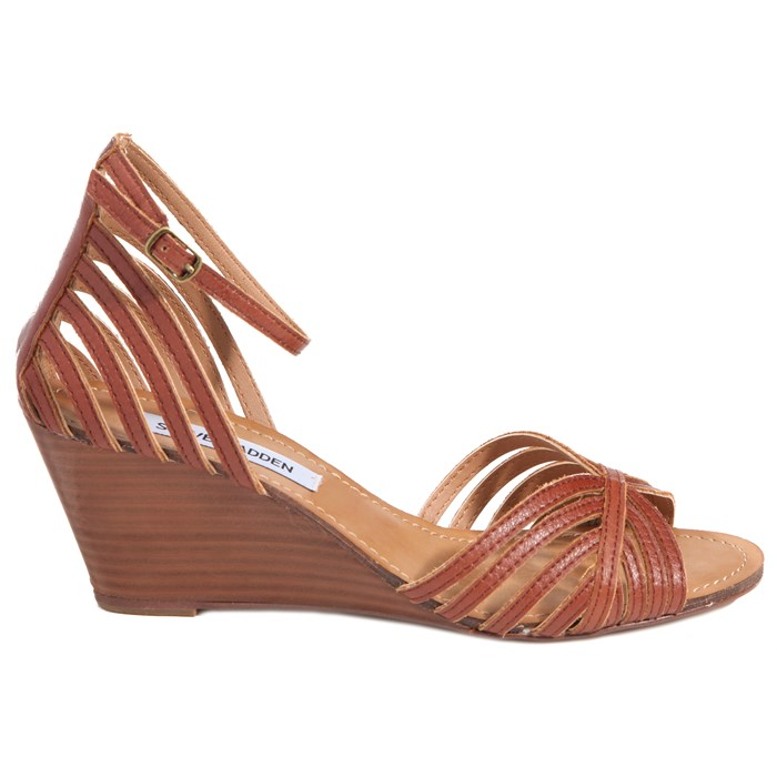 Steve Madden - Lexii Wedge Sandals - Women's