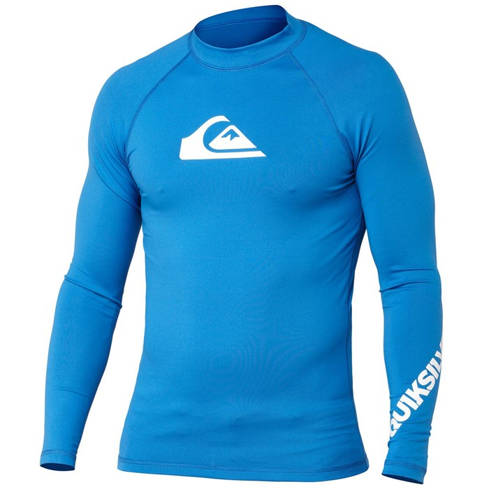 Quiksilver - All Time Long-Sleeve Rashguard 2014