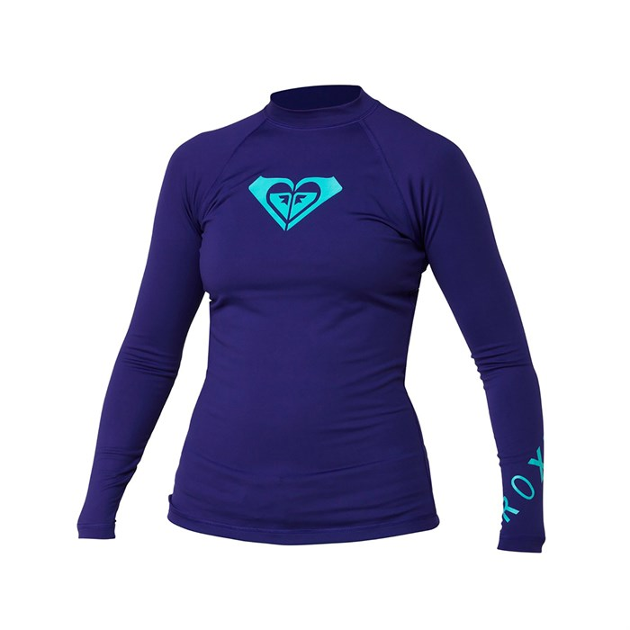 Roxy - Whole Hearted Long-Sleeve Rashguard - Women's 2014
