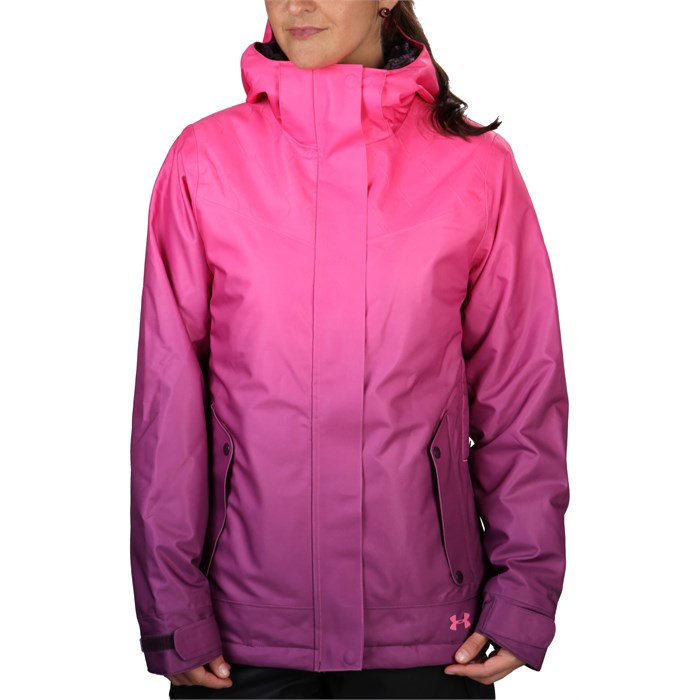 Under Armour - Coldgear Infrared Fader Jacket - Women's
